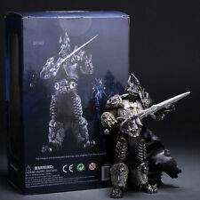 WOW WORLD WARCRAFT FALL OF THE LICH KING ARTHAS MENETHIL ACTION FIGURES KIDS TOY