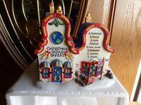 Dept 56 Heritage Village North Pole Christmas Bread Bakers new orig box