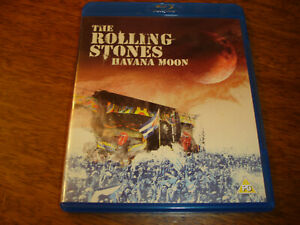 Blu-ray - The Rolling Stones Havana Moon