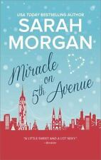 Miracle on 5th Avenue by Sarah Morgan (2016, Paperback small print)