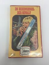 THEY PAID WITH BULLETS - 1969 - VHS - PAL - Eurovideo Label - GERMANY - RARE