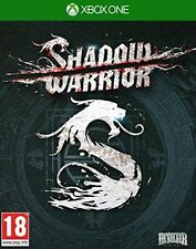 Shadow Warrior Xbox One Official PAL UK