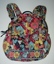 Vera Bradley Flowered Bookbag- Backpack