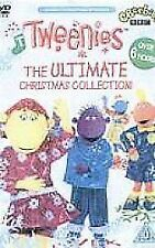 THE ULTIMATE TWEENIES CHRISTMAS COLLECTION DVD 2 DISCS KIDS