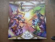 Berserk War Of The Realms 2013 Board Game Fantasy
