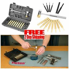 Gunsmithing Equipment Firearm Gun Maintenance Repair Tools Set Kit Hammer Punch