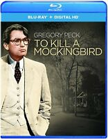 To Kill a Mockingbird Blu-ray and Digital NEW FREE SHIPPING Gregory Peck