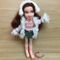 Bratz Winter Girlz Phoebe Doll With Pink Outfit