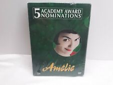 Amelie 2 Disc Set Special Edition Dvd Movie
