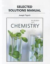 Chemistry by John E. McMurry, Joseph Topich and Robert C. Fay (2011, Paperback,