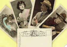 PICTURES PORTRAIT GALLERY - 1918 Silent Movie Film Star Postcards #1 to #60