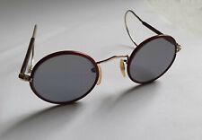 Vintage ALGHA 20 specs, glasses, eyewear, John Lennon sunglasses