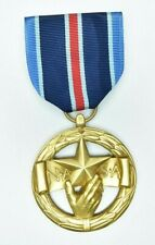 Authentic Vintage Early NASA Exceptional Bravery Medal Engraved Astronaut