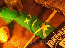 """Geweihte Voodoo Puppe """"Lukumi Verde"""" - Glück Geldzauber Geld - Hoodoo"""