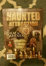 HAUNTED ATTRACTION MAGAZINE #47, THE PREMIER HAUNTED HOUSE & ATTRACTION MAGAZINE