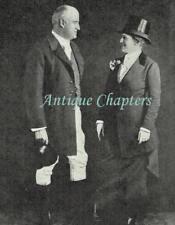 Carnival Ball New York Charles Dana Gibson Irene Langhorne 1916 Photo Article