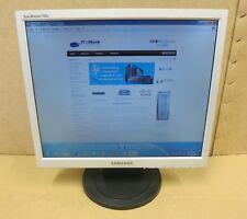 "Samsung SyncMaster 720N LS17MJVKS Silver 17"" Inch LCD TFT Computer Monitor VGA"