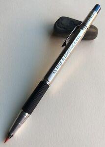 Vintage D. J. Fugle LEADLOK 2mm Mechanical Pencil Lead Holder Drafting Clutch