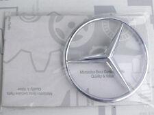 Original Mercedes Stern für Heckdeckel R107 300, 420, 500, 560SL Kunststoff NEU