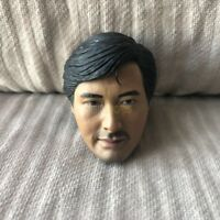 "Free Shipping 1/6 Head Sculpt Chow Yun Fat A Better Tomorrow for 12"" Body toys"