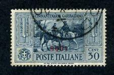 Italy - Aegean Islands - Rhodes, Scott #48, Garibaldi Issue, 1932, Used