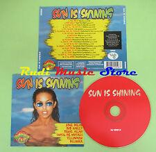 CD SUN IS SHINING compilation 1998 BOB MARLEY JUDGE DREAD YELLOWMAN (C29) no mc