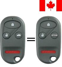 1x New Replacement Keyless Entry Remote Control Key Fob For Honda A269ZUA101