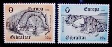 GIBRALTAR 1983 Europa Historic Sites. Set of 2. Mint Never Hinged. SG491/492.