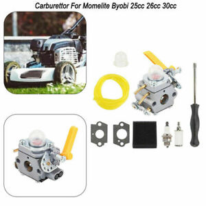 Vergaser Set Für Homelite Ryobi 25cc 26cc 30cc Motorsense Heckenschere Motor