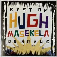 HUGH MASEKELA THE BEST OF HUGH MASEKELA ON NOVUS CD RCA USA 1998 COMPILATION