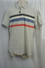 Tommy Hilfiger camisa Polo de hombre talla S gris claro corte Clásico casual
