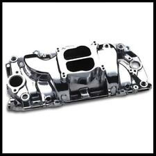 BBC CHEVY OVAL PORT POLISHED INTAKE MANIFOLD PC-3000 / PCE147.1030