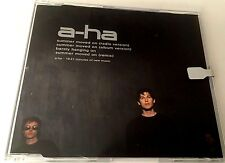 Summer Moved On [IMPORT] by A-Ha 4 Track CD Single (2000, Wea/Warner)