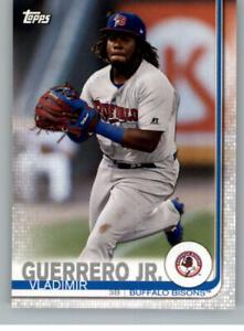 2019 Topps Pro Debut Baseball - Pick A Card