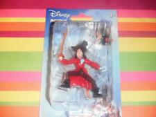 Disney Captain Hook Peter Villian PVC Figurine Cake Topper Decoration Brand New