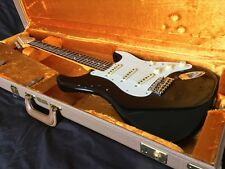 Fender Custom Shop 1959 Slab Board Stratocaster Journeyman Relic Black Mint!!!