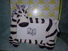 Vintage Zebra Picture Frame