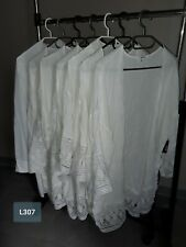 DESTOCKAGE VÊTEMENTS: Lot de 7 gilets blouses femme neufs revendeur L307