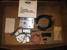 NOS MID 1970s FORD REMOTE CONTROL LUGGAGE COMPARTMENT DOOR LOCK RELEASE KIT
