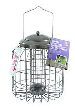 GARDMAN HEAVY SQUIRREL PROOF GUARD BIRD FAT SNAX FEEDER GARDEN HANGING A01822