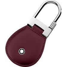 Montblanc Burgundy Meisterstück Key Fob Drop #114561 ~ NIB