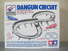 Rare Band New in Box Tamiya Dangun Tunnel Racers mini series Circuit Track
