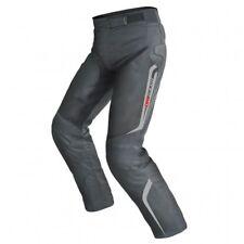 "34"" L Mens DriRider Blizzard 3 Touring Motorbike Pants Waterproof Black"