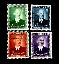 Norway stamp 1946 King Haakon Vii Used
