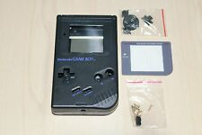 Black New Shell Replacement Housing Case Original Nintendo Game Boy DMG 01