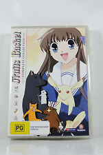 Fruits Basket Complete Collection - Region4 DVD - BRAND NEW