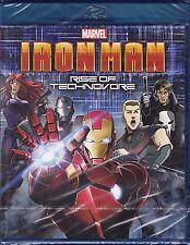 8013123044488 Hiroshi Hamazaki Iron Man Rise of Technovore Marvel