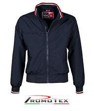 Giacca giacchetto Bomber estivo Leggero Impermeabile Payper Pacific 2.0 Uomo S Blu Navy
