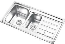 Unbranded Stainless steel Modern Kitchen Taps