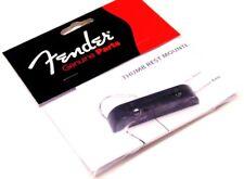 Auténtico Fender Negro Apoyo JAZZ & Precision Bajo EE.UU. & IMPORTACION